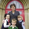 Military Family Considers Catholic School Home