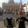 My Pilgrimage to Rome, Italy