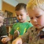 Demand for Montessori Pre-K Grows  at Notre Dame