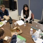 Newhouse Students Collaborate with Schools on Social Media, Marketing