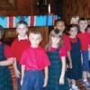 Pilgrims from St. Patrick's