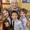 Grandma Fay: Hugs, Help and a Healthy Outlook at Age 90