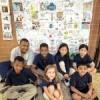 CAP Quilt Showcases Diverse Student Body