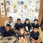 CAP Quilt Showcases Diverse Student Body