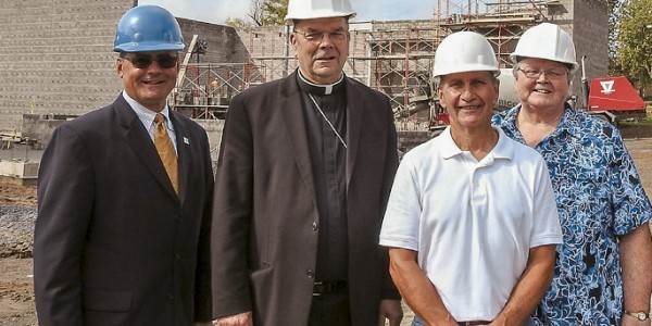 Willenburg Center to Enhance Arts, Athletics, Community at Notre Dame