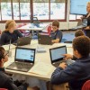 Library/Media Center, Chromebooks Introduce 21st Century Learning at Holy Cross