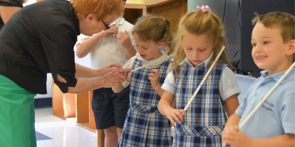 Suzuki Music Program at Immaculate Conception Instills Confidence, Focus