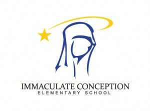 Immaculate Conception Elementary School logo