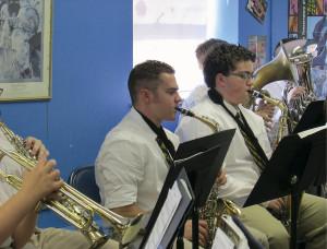 Notre Dame Instrumental Band Program
