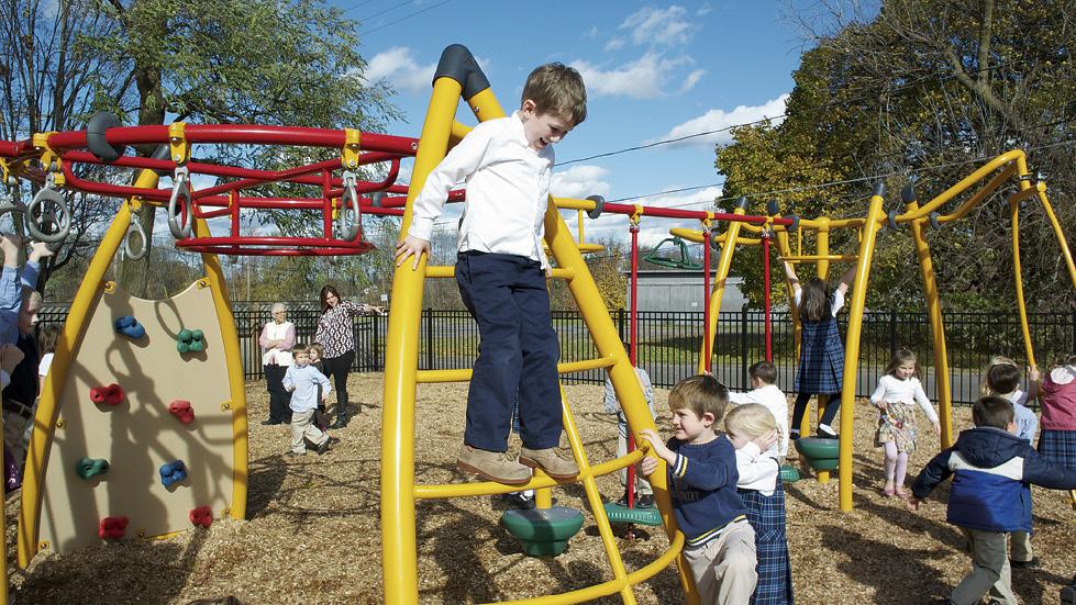 St. Mary's Playground