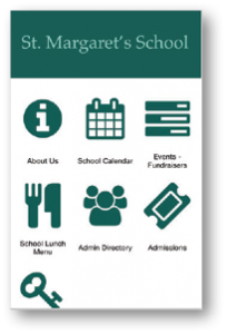 Photo of school app