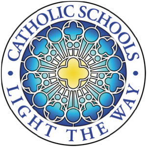 Catholic Schools Light The Way logo